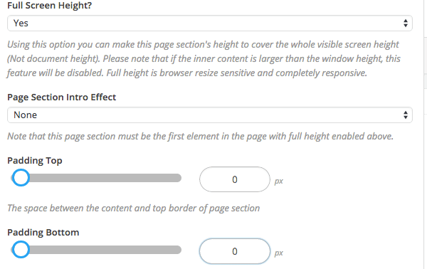 Page Section 8