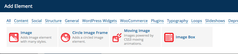 Add Image Element