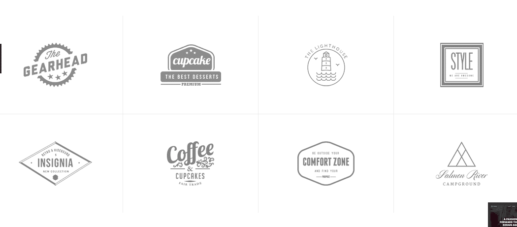 Standard WebsiteClient Logos