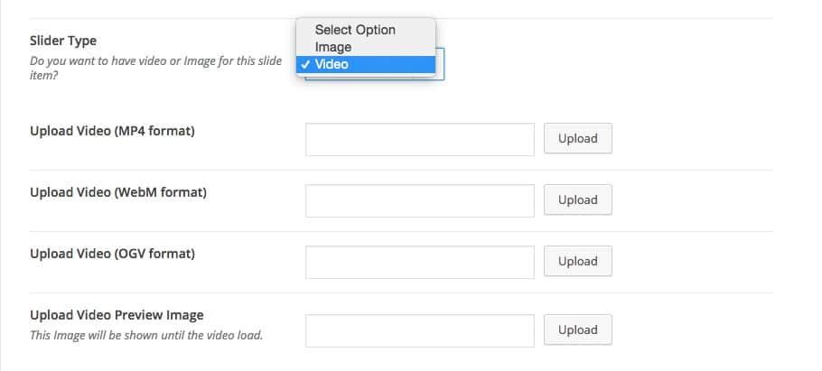 Edge Slideshow Video Slide Web Design Trends