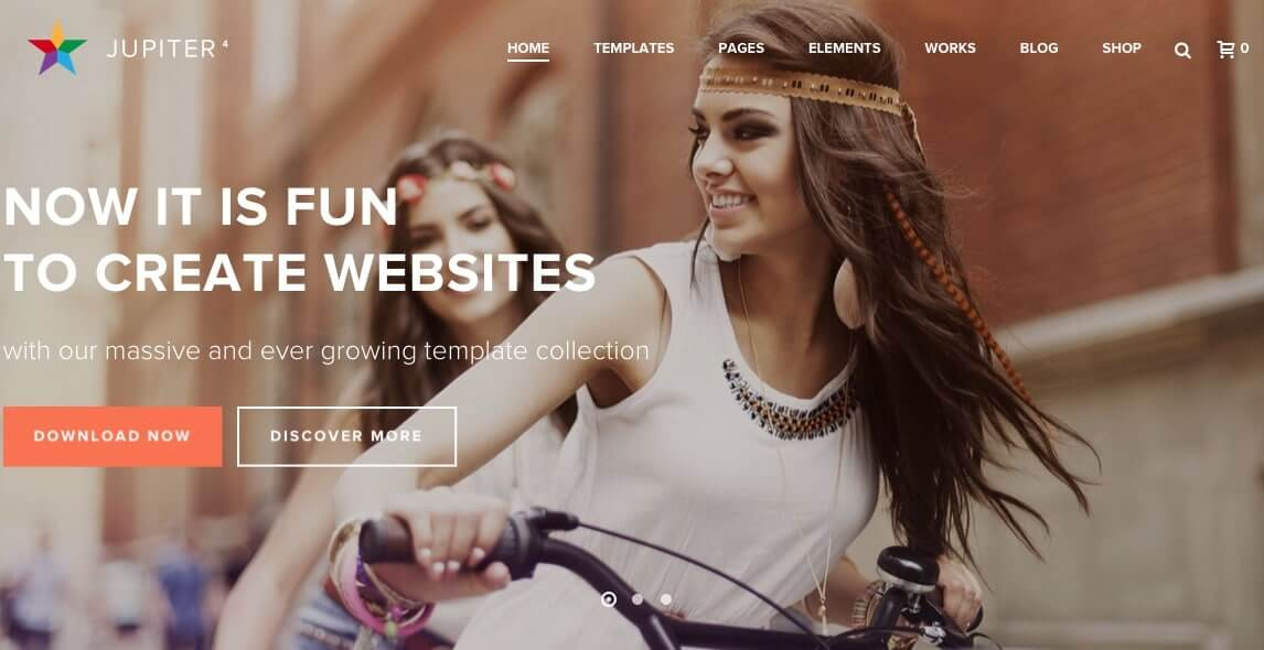 Full Height Edge Slideshow Web Design Trends