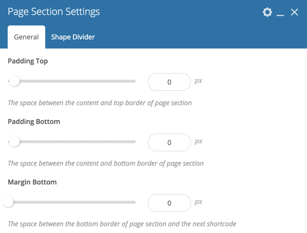 Remove Blank Space - Artbees WordPress Themes Jupiter