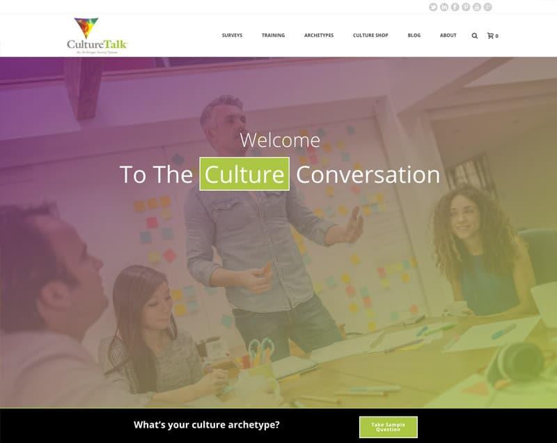culturetalk- wordpress themes