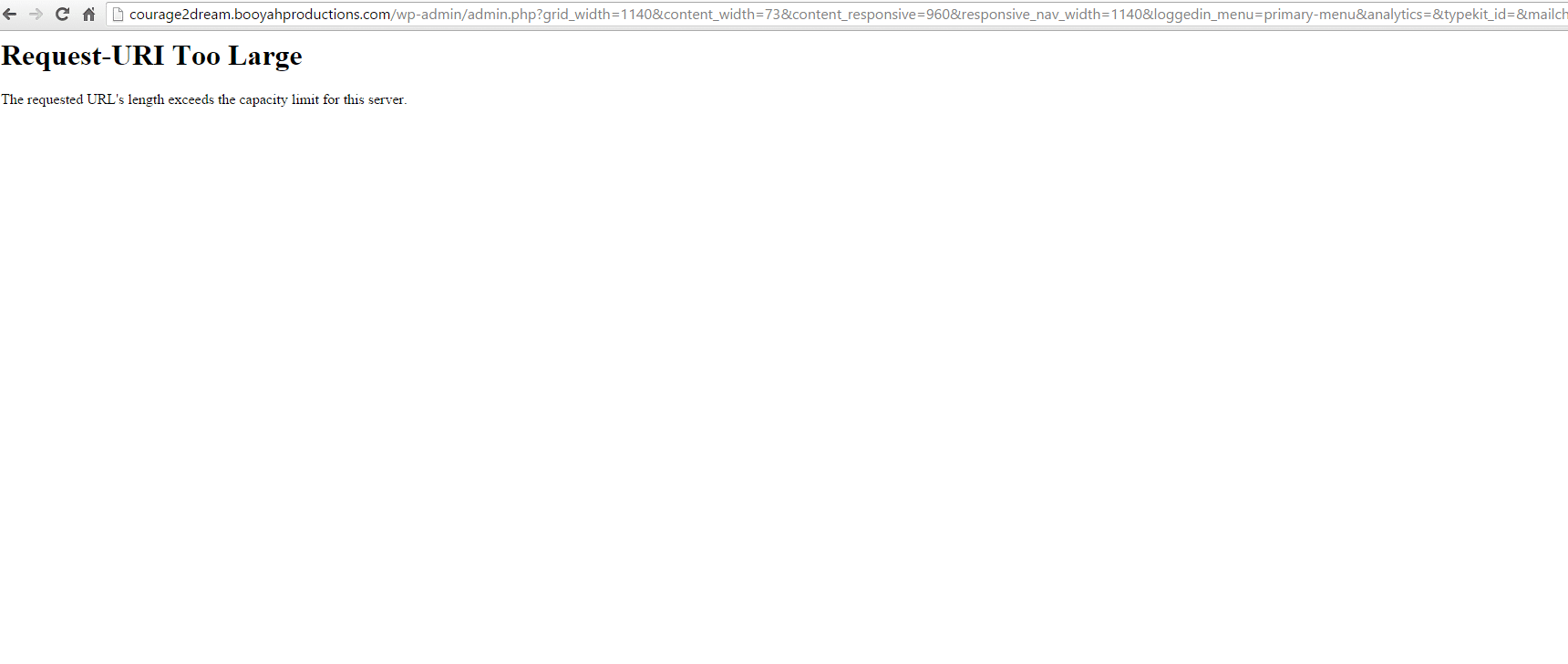 Template Errors 3