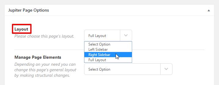 Adding a sidebar - layout