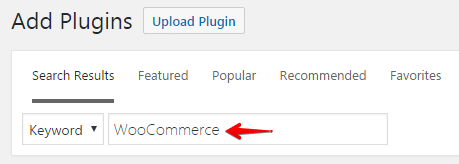 Creating a product post - Woocommerce
