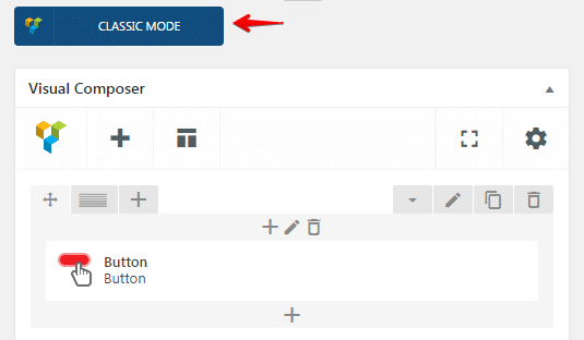 Inserting shortcodes into sliders - classic mode