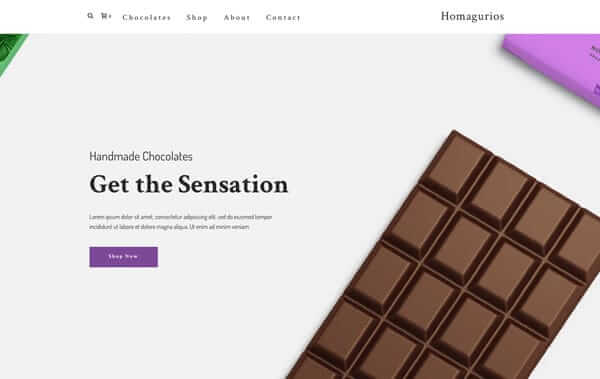 jupiter WordPress theme template Homagurios