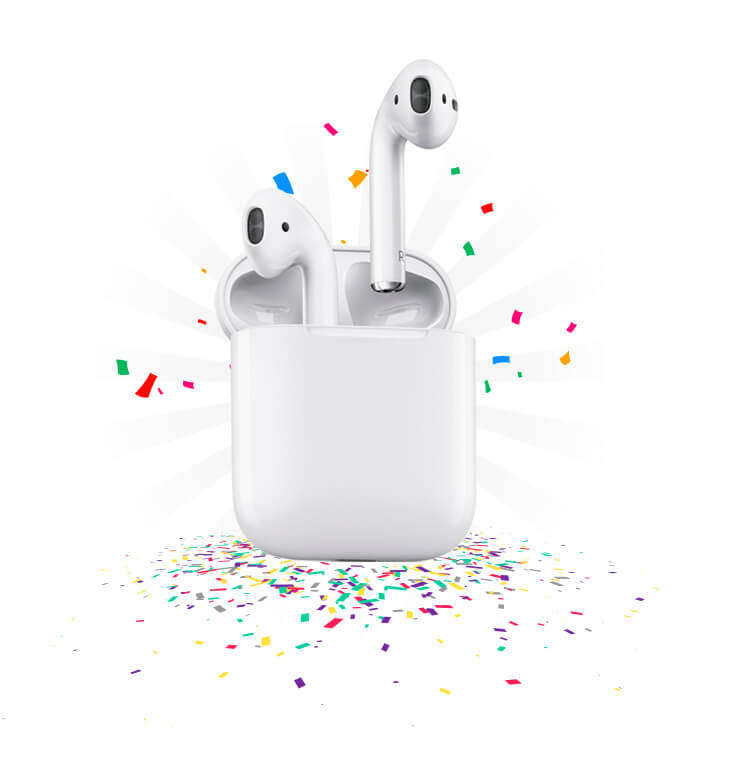 wordcamp europe 2019 AirPod giveaway