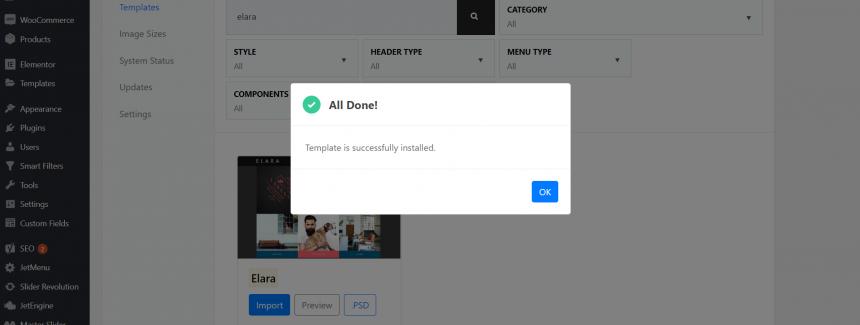 Deliver Website Projects Faster Installed